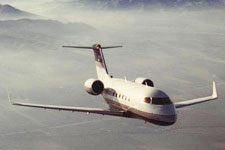 Private Jet Photo Bombardier Challenger 601-1A exterior