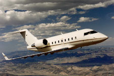 Private Jet Photo Bombardier Challenger 601-3A exterior