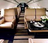Private Jet Photo Bombardier Challenger 850ELR interior