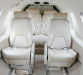 Private Jet Photo Bombardier Learjet 31A interior