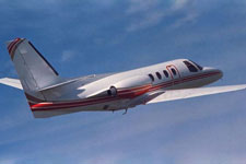 Private Jet Photo Cessna Citation I exterior