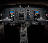 Cessna Citation CJ2+ cockpit, buy a private jet