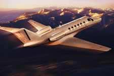 Cessna Citation CJ2+, private jet