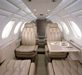 Private Jet Photo Cessna Citation II/SP interior