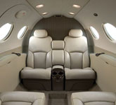 Private Jet Photo Cessna Citation Mustang interior