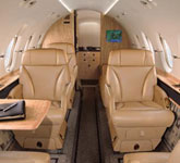 Private Jet Photo Hawker Beechcraft Hawker 750 interior