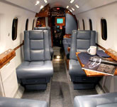 Private Jet Photo Isreal Aircraft Industries Astra SP interior